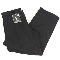 Ski Snow Outdoor Sports Pants Black Lined Insulated Men's Si