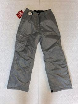 ZeroXposur Ski Snow Pants Boys Size Medium 10/12 Pockets War