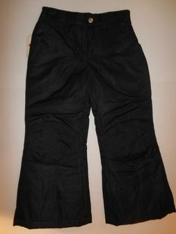 Ski Snow Winter Pants Kids Snow Girls Boys Pink Blue Black 4