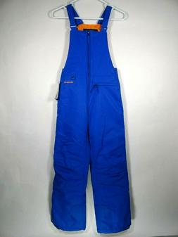 Arctix SkiGear Youth Overalls Snow Bib, Nautical Blue