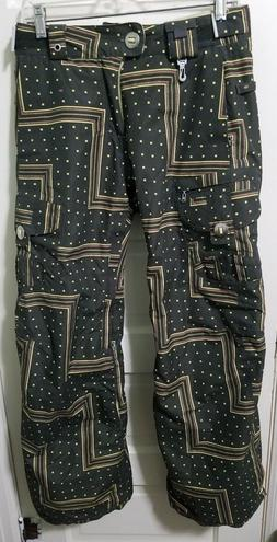 686 SMARTY Snowboard Ski Snow Pants Detachable Lining 3 in 1