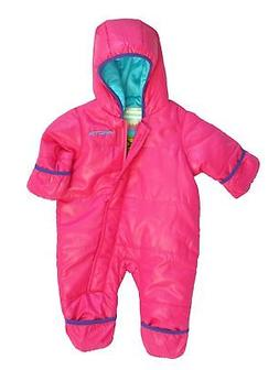 Arctix Infant Snow Bunting Suit, Fuchsia, 12/18 Months
