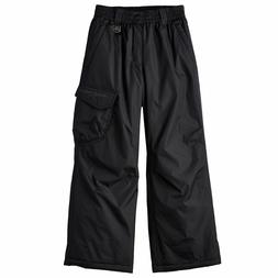 ZeroXposur Snow Pants Boy's Black S, M, L, 8,10-12,14-16 Hea