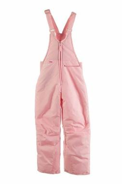 Arctix Youth Insulated Overalls Bib, Small, Fuchsia
