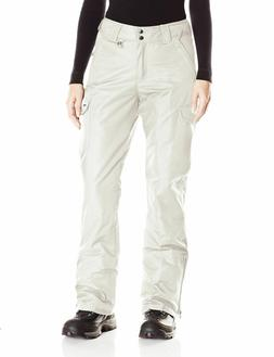 Arctix Women's Snowsport Cargo Pants, Small, Steel