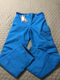 Under Armour Storm Youth Boys Snow Pants Large Nwt Blue
