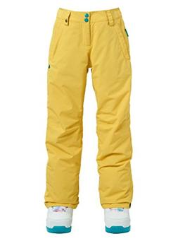 Burton Girls Sweetart Pant, Sun Glow, Small