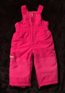 * The Children's Place * Girls Size 18 Month Pink Insulate