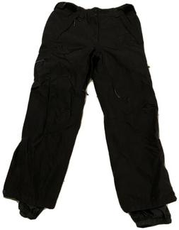 Columbia Titanium Omni-Tech Men's Black Lined Snow Pants S