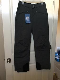 White Sierra Toboggan insulated pant snow pants size small