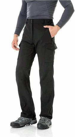 TRAILSIDE SUPPLY CO. Men's Fleece Lined Insulated Pants Size