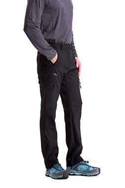 Trailside Supply Co.Men's Fleece-Lined Softshell Pants Outdo