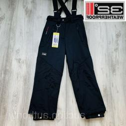 32 Degrees Weatherproof Insulated Overall Snow Ski Pants Kid