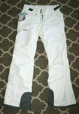 SkiGear by Arctix Wmns Insulated Snow Pants White S Small 31