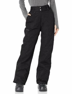 Arctix Women's Insulated Snow Pants, Black