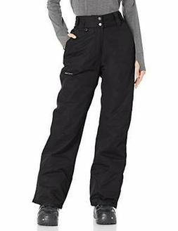 Arctix Women's Insulated Snow Pant, Black, X-Large/Petite