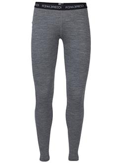 women s oasis legging gritstone heather black
