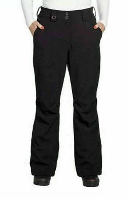 Gerry Women's Ski Snow Pants, Black, SIZE SMALL