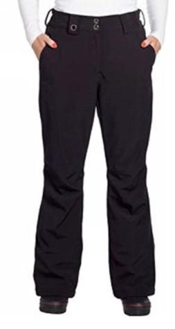Gerry Women's Ski Snow Pants, Color: Black