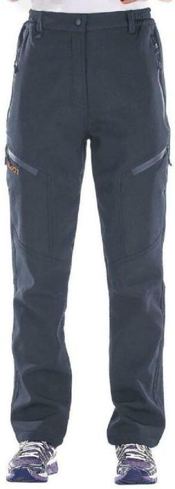 Nonwe Women'S Snow Ski Pants Outdoor Warmth Water-Resistant