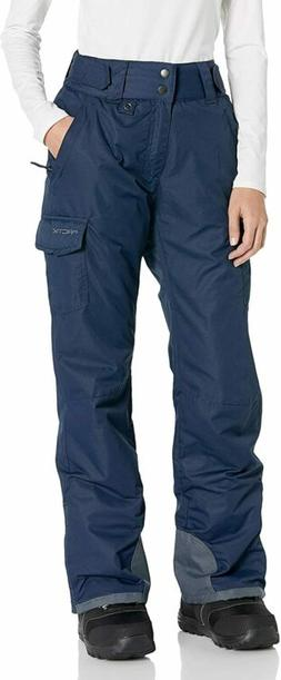 Arctix Women's Snow Sports Insulated Cargo Pants X-Small, Bl
