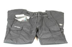 Arctix Women's Snow Sports Insulated Cargo Pants In Black Si