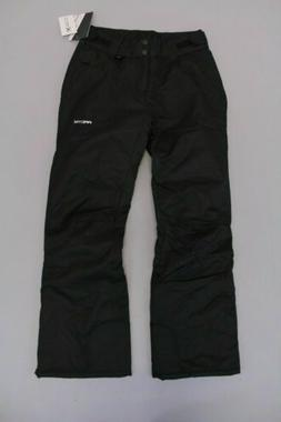 Arctix Women's Solid Insulated Snow Pants SV3 Black Medium N