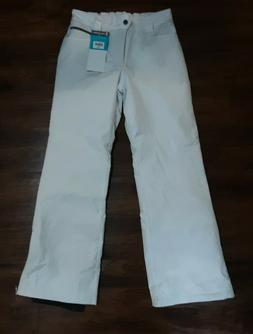 FREE COUNTRY Women's White Ski Pants Size XL X-Large Snow Pa