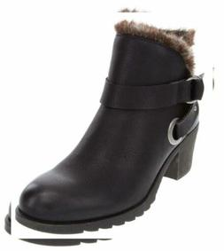 London Fog Womens Highland Warm Lined Bootie
