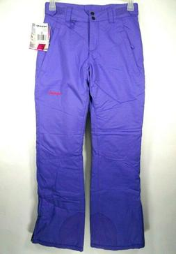 womens sz s pastel violet skigear insulated