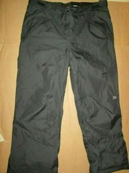 womens zeroxposur waterproof fleece lined snow pants
