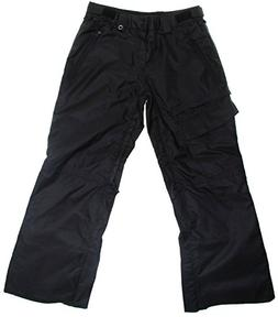 Neff Youth Daily 2 Snowboard Pants Black Youth Sz M