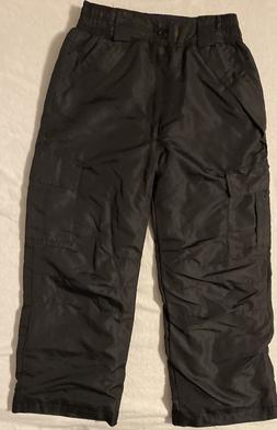Pulse Youth Insulated Cargo Snow Pants, Youth Medium 10/12,