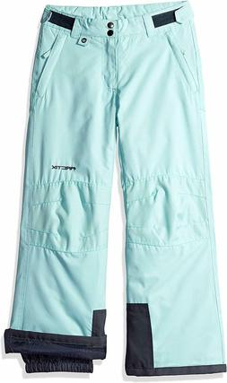 Arctix Youth Reinforced Snow Pants - Kids - Island Azure - S