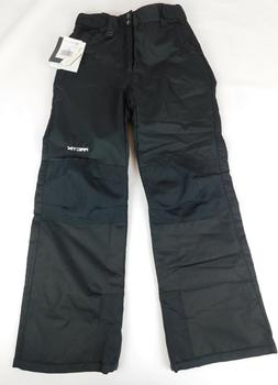 youth snow pants with reinforced knees