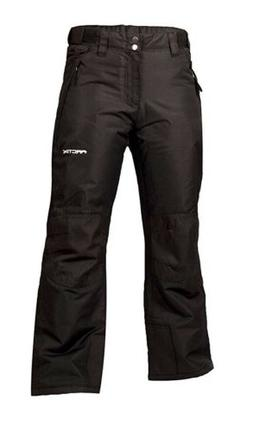Arctix Youth Snow Pants with Reinforced Knees and Seat Ski S