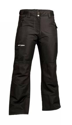 Arctix Youth Snow Pants with Reinforced Knees and Seat, Char